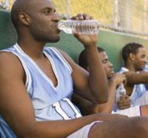 Hydrating athletes