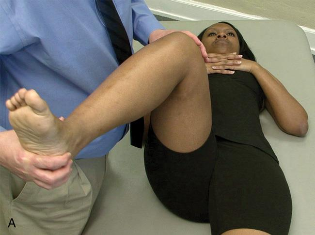 hip impingement test